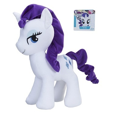 My Little Pony My Little Pony Büyük Peluş Rarity Renkli